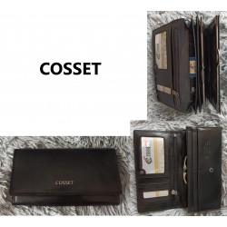 Moteriška COSSET Leather odinė piniginė